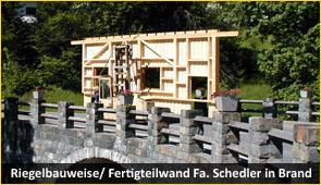 riegelbau 2 - Baustoff Holz