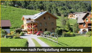 sanierung wohnhaus - Sanierungen